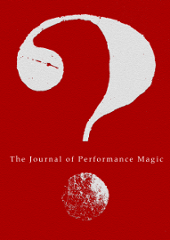 Journal of Performance Magic