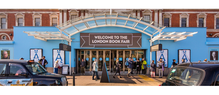 London Book Fair 2017 - academic publishing